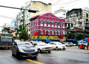 The SAT Yangon