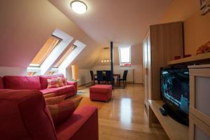 Apartments Moravske Toplice, Apartmány  Moravske Toplice - big - 21