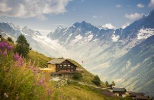 Alpenhotel zur Wildi - Hotel - Wiler