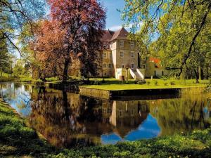 Hotel Wasserschloss Mellenthin - Katschow