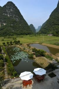 Yangshuo Zen Valley, Penzióny  Yangshuo - big - 48