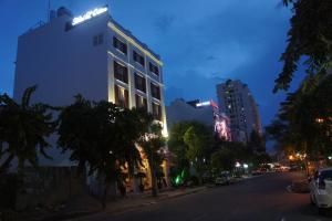 Hotel L'Odéon Phu My Hung, Отели  Хошимин - big - 83