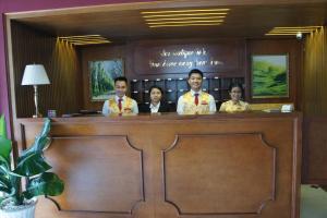 Hotel L'Odéon Phu My Hung, Hotely  Ho Či Minovo Město - big - 84
