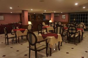 Hotel L'Odéon Phu My Hung, Отели  Хошимин - big - 68