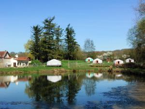 Location gîte, chambres d'hotes Yourtes du Moulin Bertrand dans le département Aisne 2
