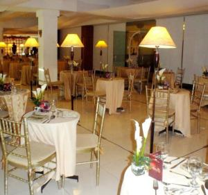 Cherry Blossoms Hotel, Отели  Манила - big - 17