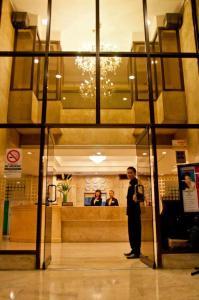 Cherry Blossoms Hotel, Отели  Манила - big - 16