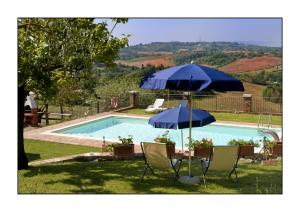B&B Casale Virgili, Bed & Breakfast  Siena - big - 42
