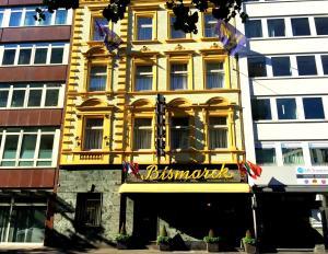 Hotel Bismarck - Düsseldorf