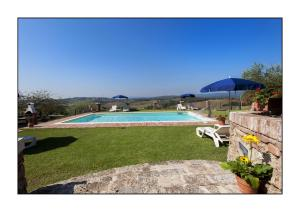 B&B Casale Virgili, Bed & Breakfast  Siena - big - 44