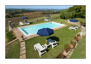B&B Casale Virgili, Bed & Breakfast  Siena - big - 38