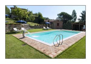 B&B Casale Virgili, Bed & Breakfast  Siena - big - 40