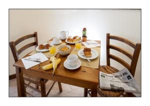 B&B Casale Virgili, Bed & Breakfast  Siena - big - 32