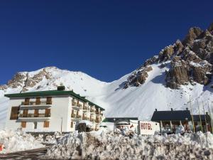 Ayelen, Hotel de Montana - Los Penitentes