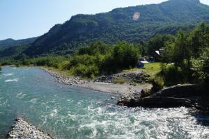 Отдых на Пасеке, Комплексы для отдыха с коттеджами/бунгало  Никитино - big - 36