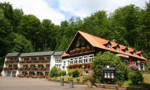 Hotel-Restaurant Jagdhaus Heede - Altmünden