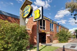 Enfield Motel, Мотели  Аделаида - big - 13
