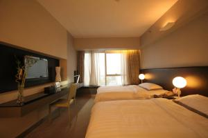 Yi-Wu Commatel Hotel, Hotely  Kanton - big - 12