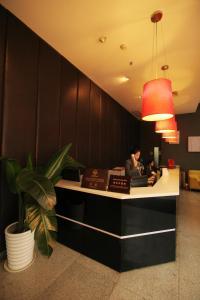 Yi-Wu Commatel Hotel, Hotely  Kanton - big - 25