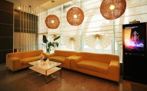Yi-Wu Commatel Hotel, Hotely  Kanton - big - 27