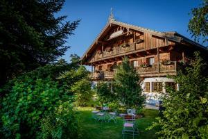 4 hvězdičkový hotel Landhaus Christl am See Bad Wiessee Německo