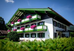 4 hvězdičkový penzion Landhaus am Stein Bad Wiessee Německo