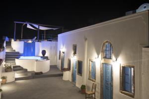 Simantiri Private Villa, Villas  Megalokhori - big - 12