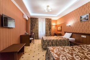 Residence Park Hotel, Hotels  Goryachiy Klyuch - big - 45