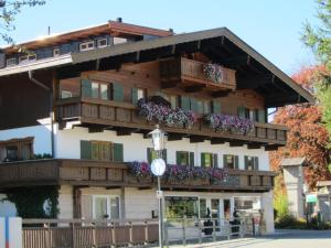 Appartement Hinterholzer - Apartment - Going am Wilden Kaiser