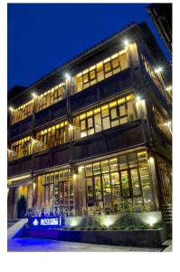 Auberges de jeunesse - Indigo Lodge Zhaoxing