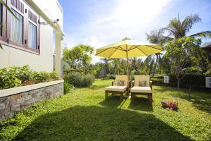 Green Boutique Villa - Thanh Ðông (1)