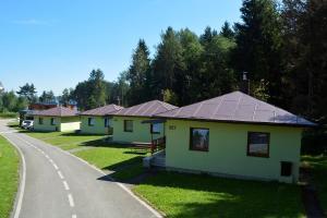 Namas Chatová osada Kotva Prístav Namestovas Slovakija