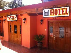 Hotel Posada Castillo Panteon Ingles