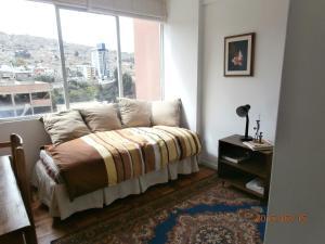 Departamentos Arce, Apartmány  La Paz - big - 32