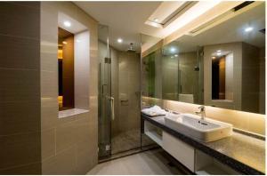 Ibis Styles Nantong Wuzhou International Plaza, Отели  Наньтун - big - 39