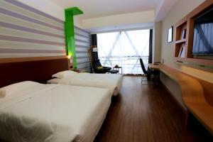 Ibis Styles Nantong Wuzhou International Plaza, Отели  Наньтун - big - 38