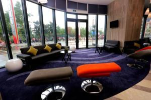 Ibis Styles Nantong Wuzhou International Plaza, Отели  Наньтун - big - 37