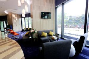 Ibis Styles Nantong Wuzhou International Plaza, Отели  Наньтун - big - 35