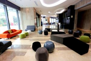 Ibis Styles Nantong Wuzhou International Plaza, Отели  Наньтун - big - 34