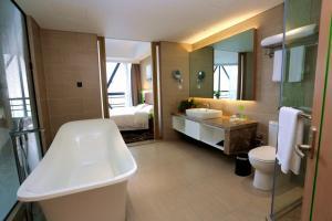 Ibis Styles Nantong Wuzhou International Plaza, Отели  Наньтун - big - 28