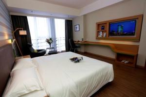 Ibis Styles Nantong Wuzhou International Plaza, Отели  Наньтун - big - 27