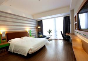Ibis Styles Nantong Wuzhou International Plaza, Hotels  Nantong - big - 21