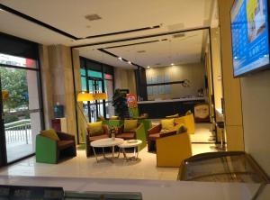 Auberges de jeunesse - 7Days Inn Shijiazhuang Pingshan Zhongshan Road