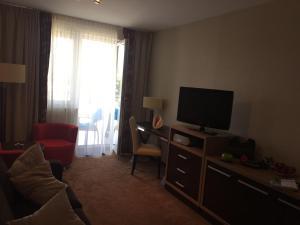 Apartament Delux w Hotelu Diva Kołobrzeg