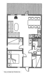 Idre Fjäll 824E - Apartment - Idre Fjäll
