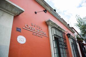 Hotel Casa Divina Oaxaca, Szállodák  Oaxaca de Juárez - big - 53