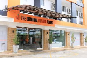 The Original Orange Hotel, Отели  Накхонситхаммарат - big - 36