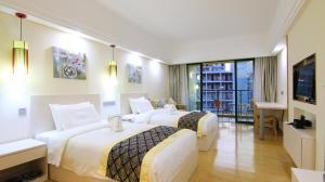 . Shenzhen Sweetome Vacation Apartment - Dongbu Huating Dameisha