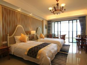 . Beihai Tujia Sweetome Vacation Apartment - Lan Ting Tian Ji