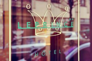emblème de l'établissement Hôtel Leprince